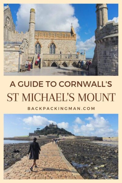 st Michaels mount cornwall uk