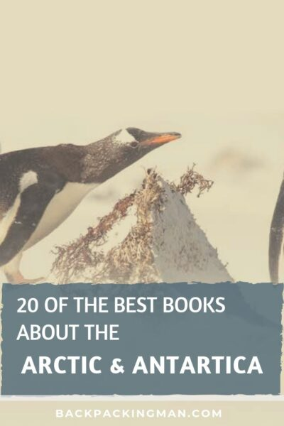 best books about the arctic and Antartica