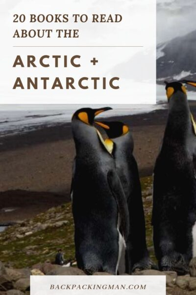 books about arctic and Antartica