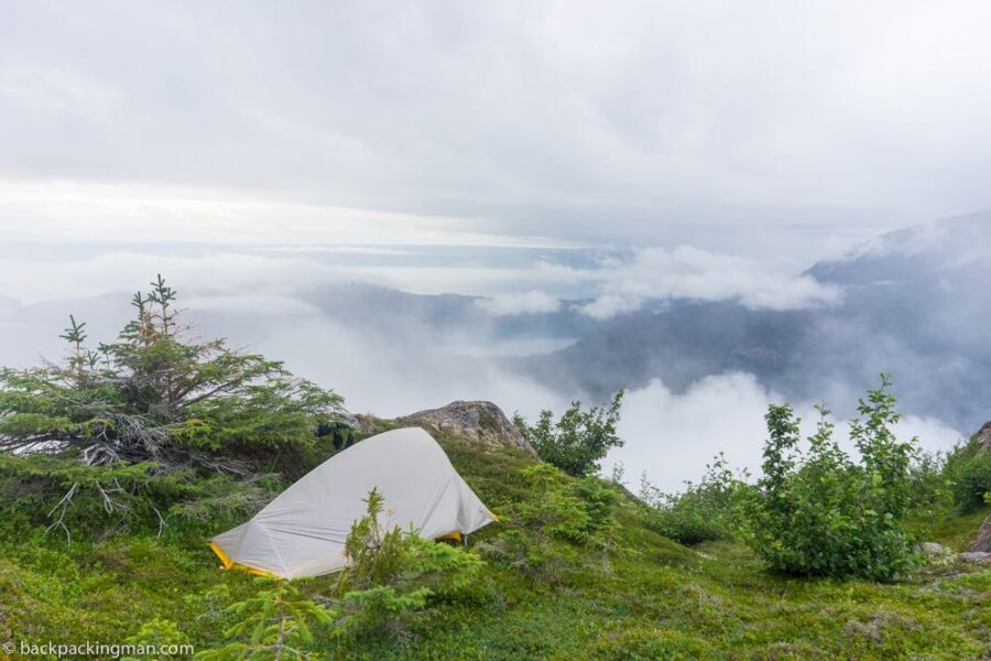 kenai peninsula camping kachemak bay state park