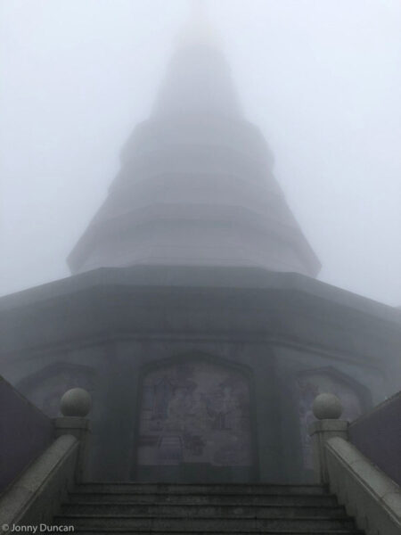 doi inthanon temple