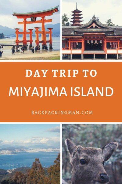 Hiroshima Miyajima day trip