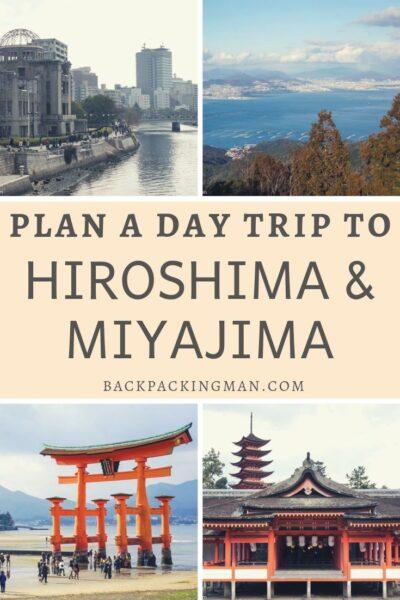 osaka to Hiroshima day trip