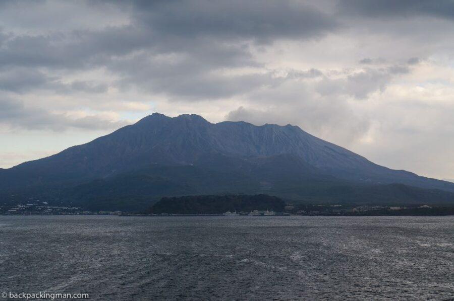 sakurajima kagoshima japan