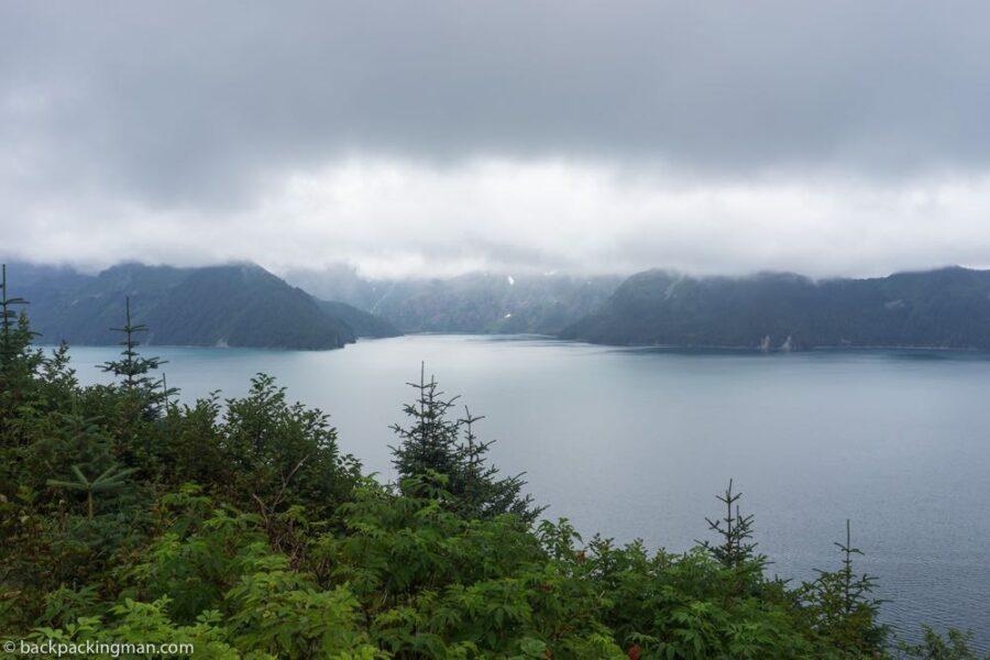 caines head state park Alaska