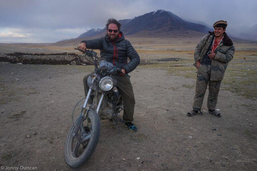 backpacking Afghanistan