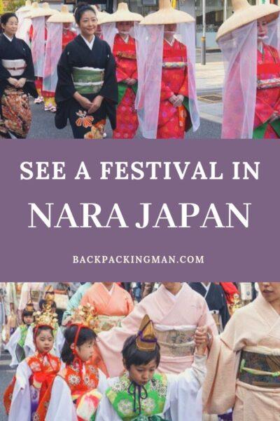 nara festival