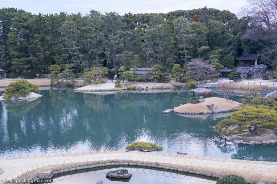 best Japanese garden Japan