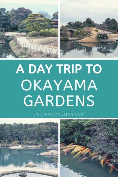 okayama gardens Japanese gardens Japan travel