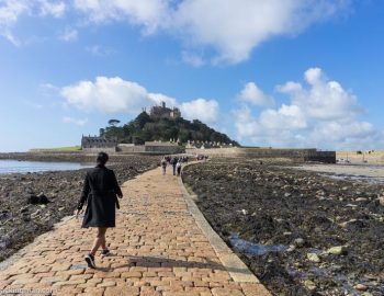 A Visit To St Michaels Mount Cornwall (What To See & Do)