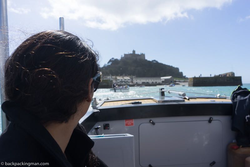 st Michaels mount boat