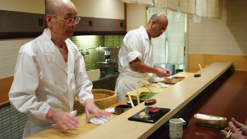 Japanese movies gyro dreams of sushi