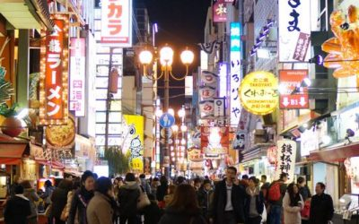 What To Do In Osaka Japan (The Best Things For 2019)