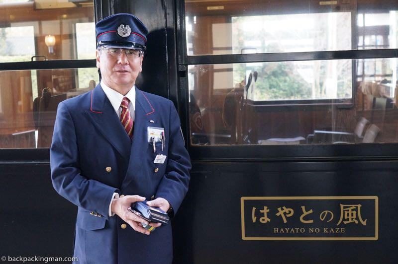 Kyushu train journey