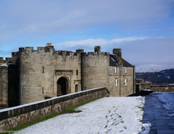Edinburgh To Stirling Castle Day Trip (+ Church Of The Holy Rude)