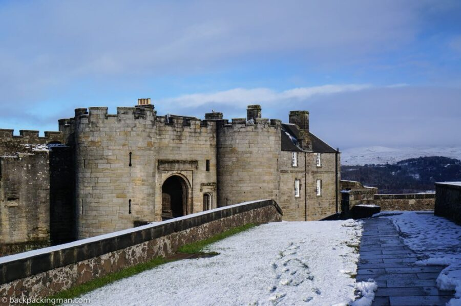 Stirling Castle From Edinburgh Day Trip (& Stirling City)