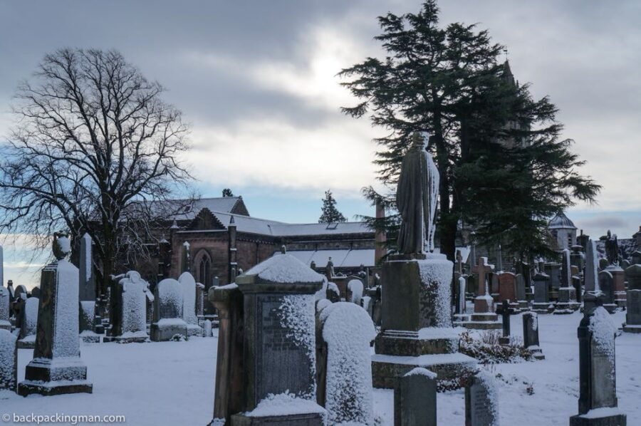 stirling cemetary scotland