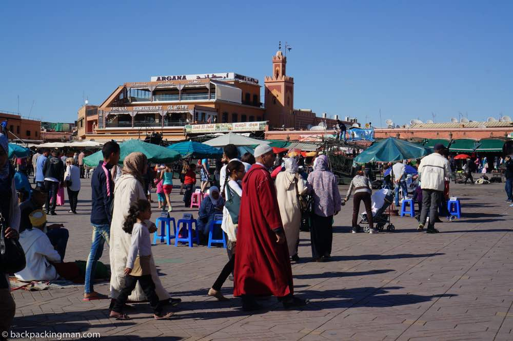 things to do in Marrakech Morocco