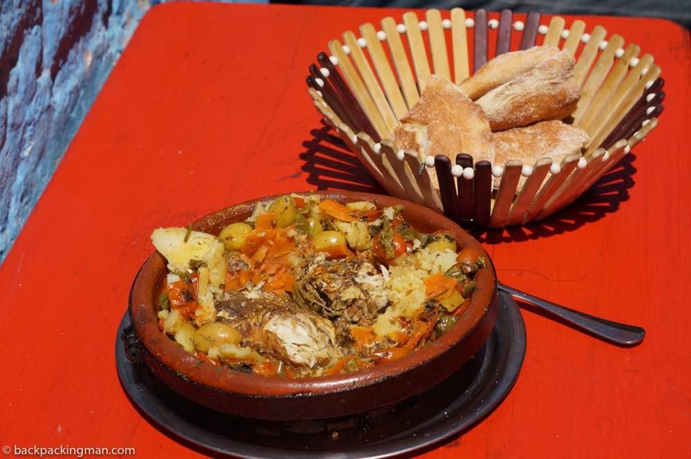 essaouira food