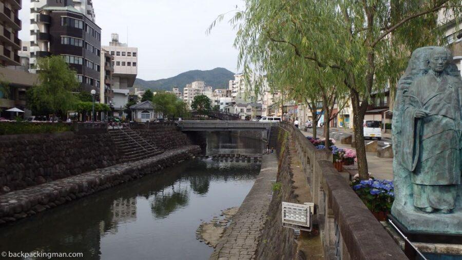 walking Nagasaki