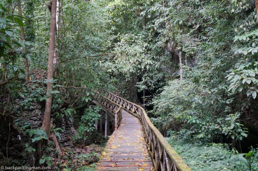 niah national park hiking