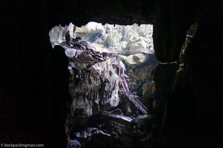 mulu deer cave