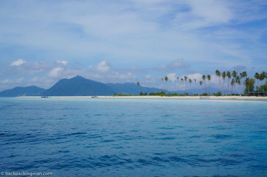 Pulau mabul island
