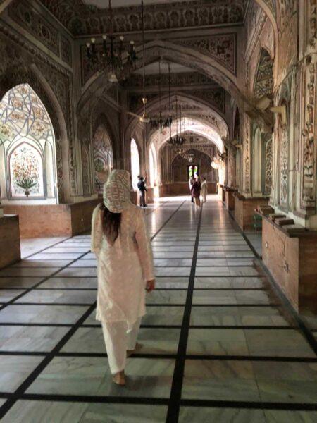 Mohabbat Khan Mosque peshawar