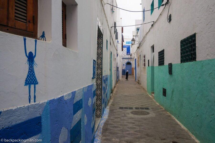 Asilah murals