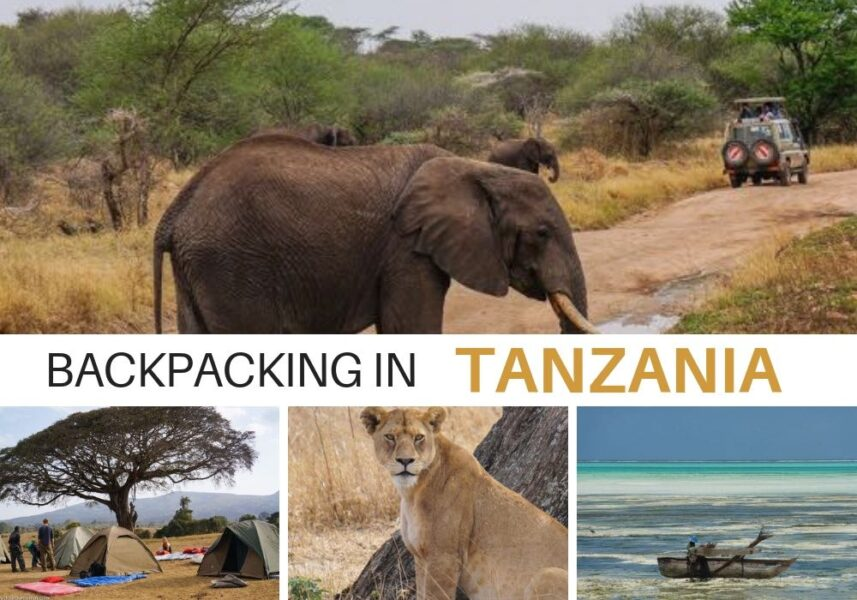 backpacking Tanzania travel guide