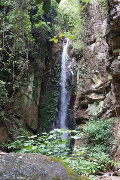 gombe national park hiking