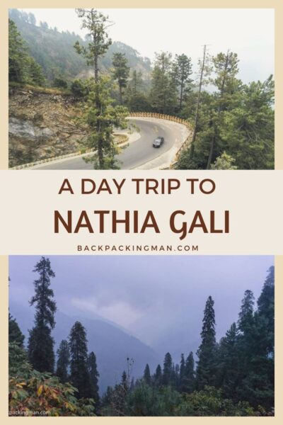 Nathia Gali day trip