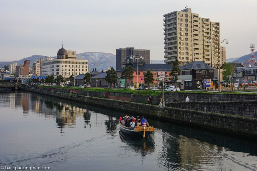 Otaru Day Trip From Sapporo (With Otaru Canal)
