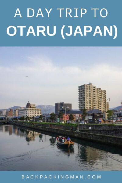 otaru Japan travel