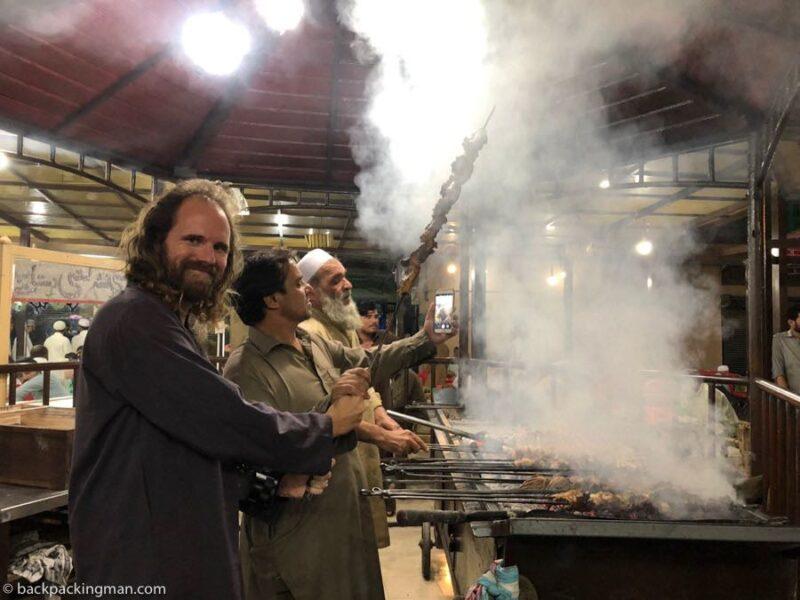 lamb chops Peshawar