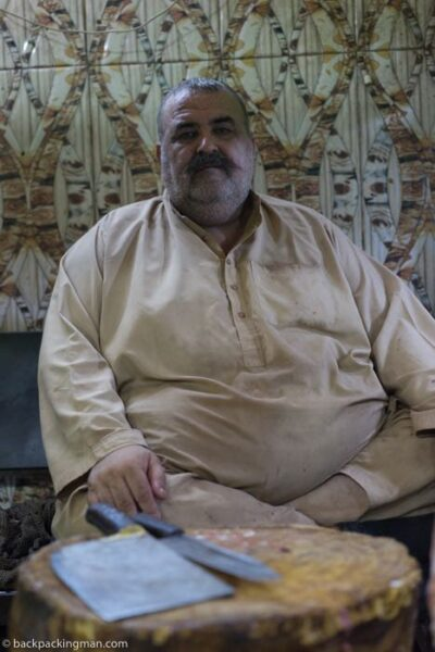 butcher Pakistan