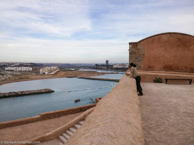 rabat fortress morocco