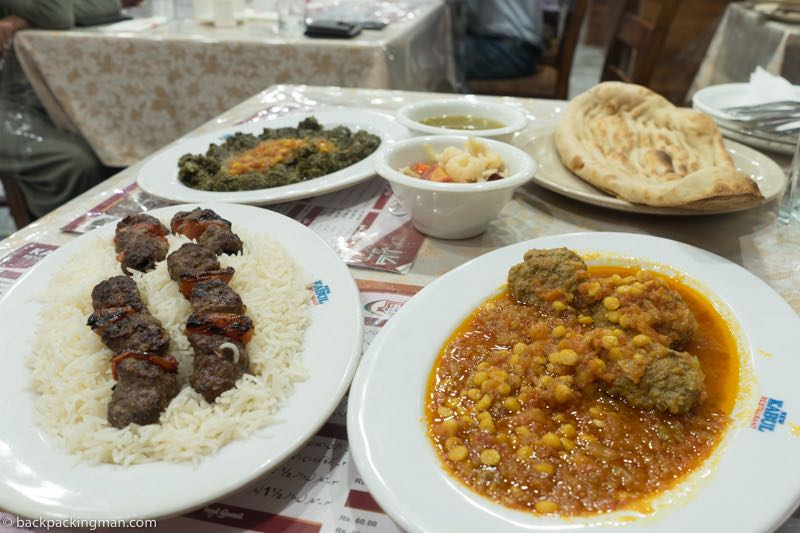 afghan food Islamabad Kabul restaurant