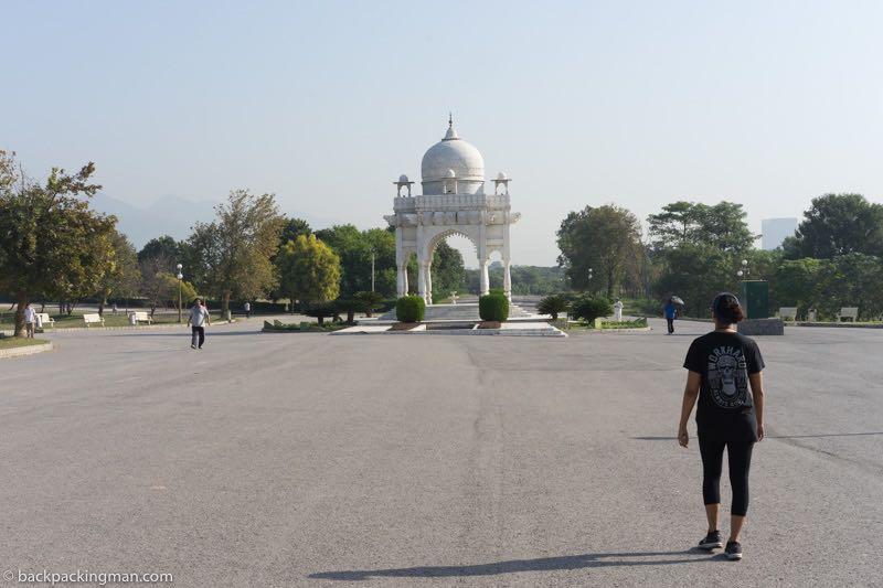 f9 park Islamabad