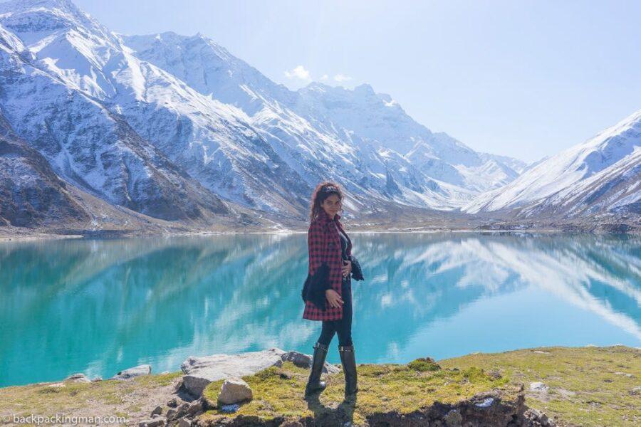 lake Saiful Muluk Kaghan Valley Naran Pakistan