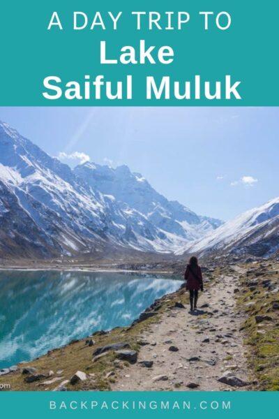 lake Saiful Muluk pakistan travel