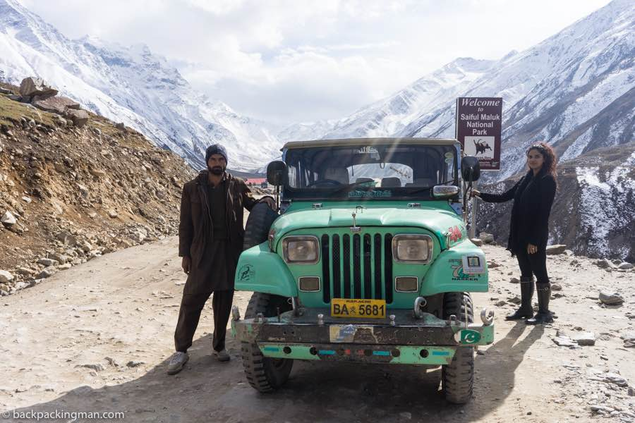 jeep Naran travel