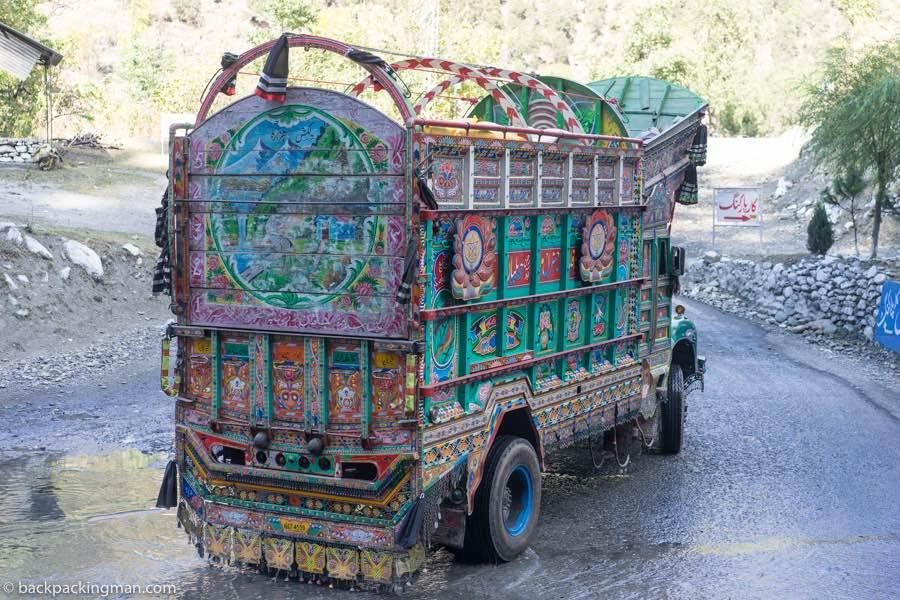 truck pakistan