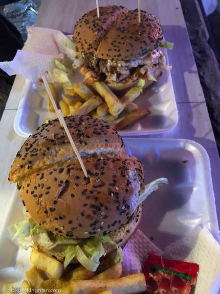 burger fest hamburger