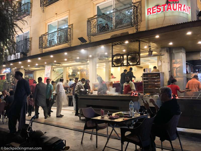 F10 market area restaurants