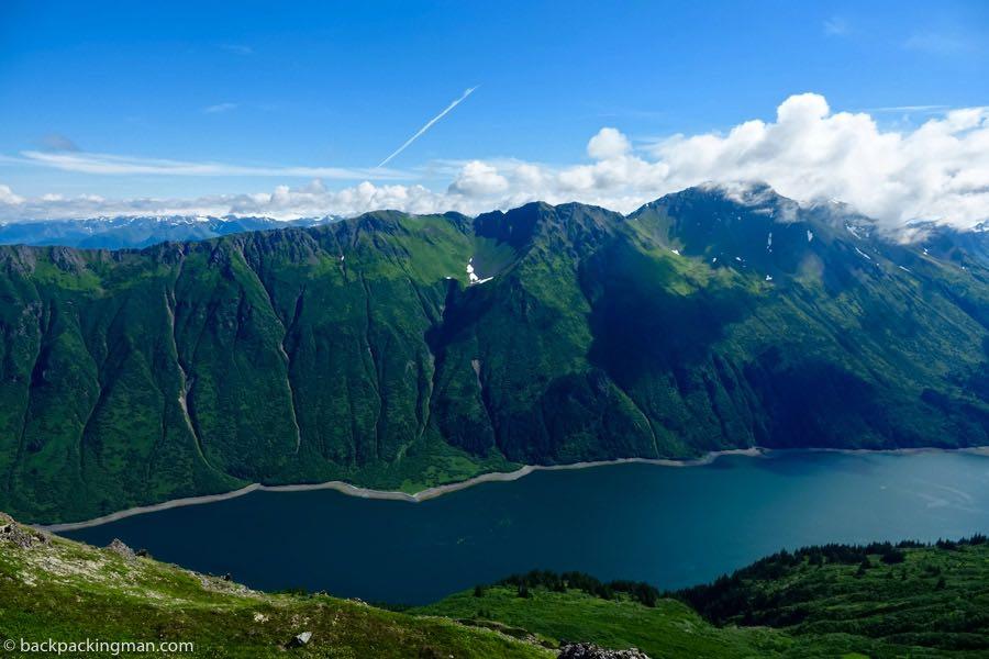 Kachemak Bay state park Alaska