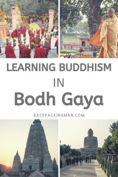 Bodh Gaya india buddhism