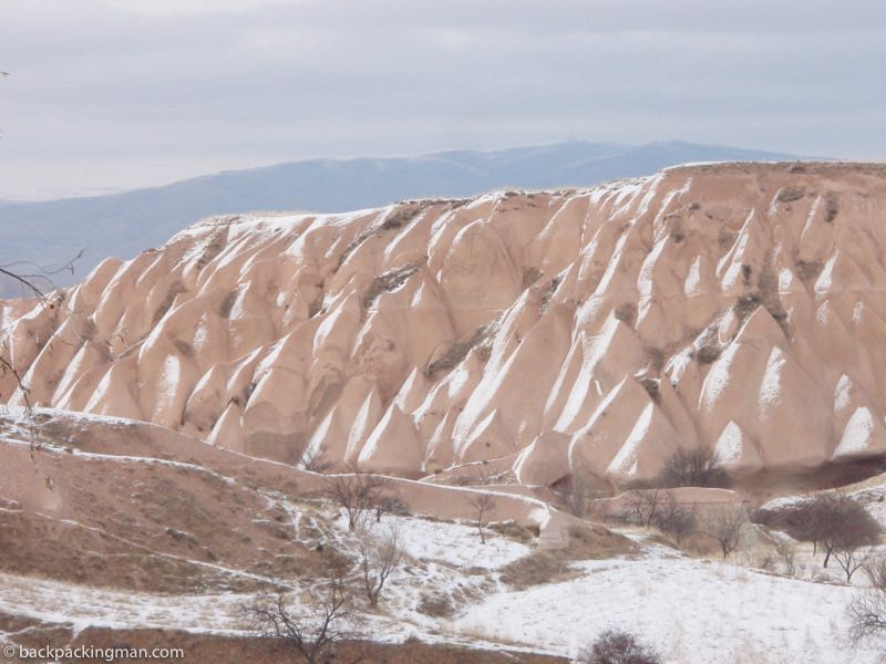 Visiting Cappadocia In Winter