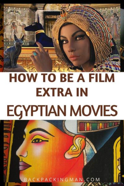 movie extra in Egyptian movies