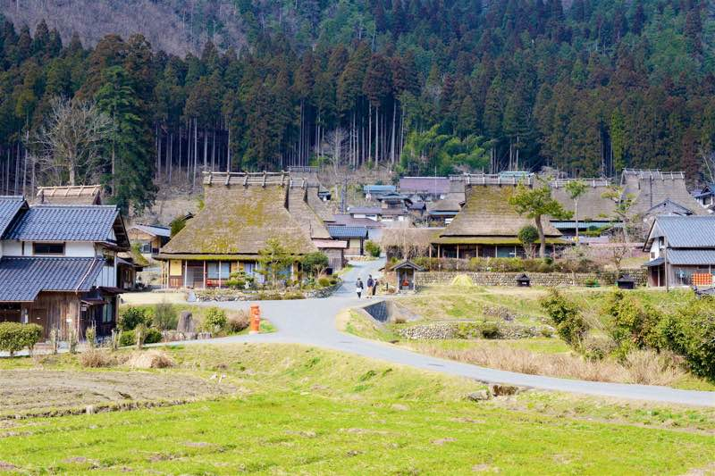 miyama day trip from osaka